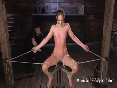 Tits And Ass Whipping Torture