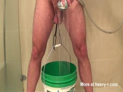 Bucket Challenge hearvy weights
