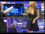 Nipple Slip On Live TV