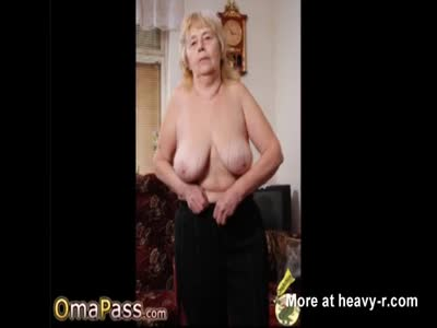 OmaPasS Nude Mature Pictures and Photos Slideshow