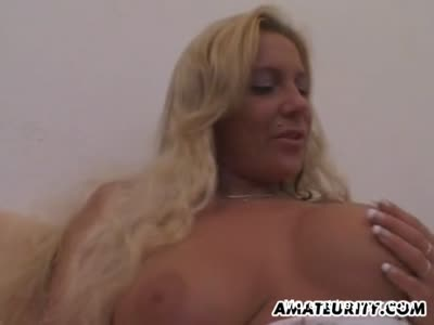 Sex With Busty Pierced Milf