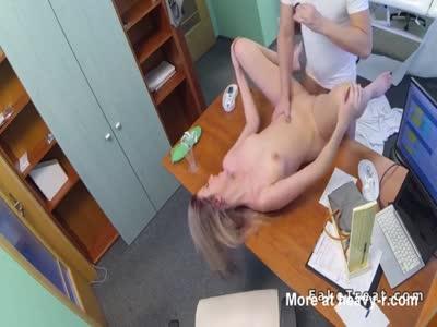 Doctor Fucks Nice Ass Blonde