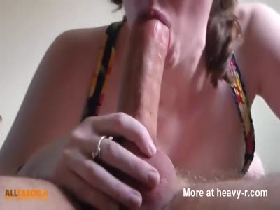 Saturday Morning Sister Blowjob