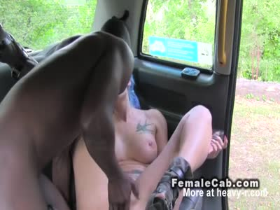 Female Driver Fucking Black Client