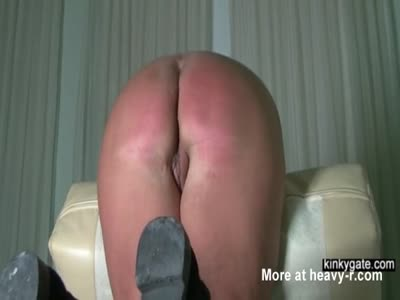 Caning Fat Ass