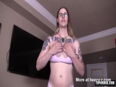 big boob shemale