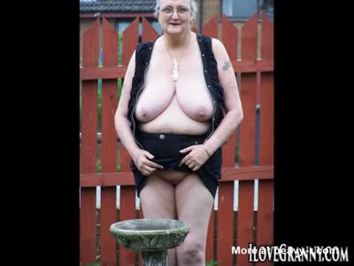 ILoveGrannY All Kind of Well Aged Meaty Matures