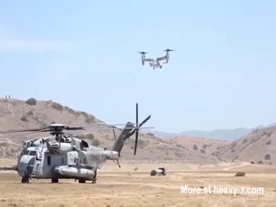 New Special Forces Helicopter Arriving