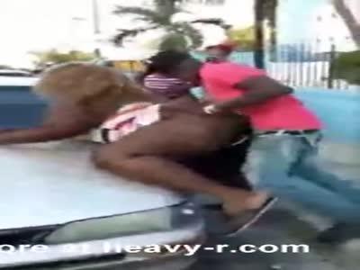 Public Sex In Da Hood