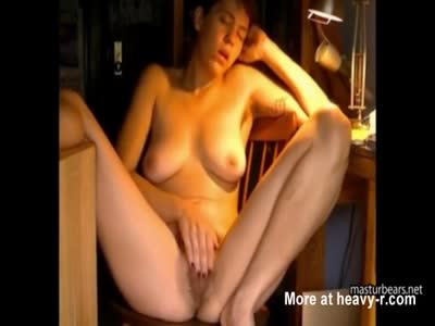 Innocent Teen Masturbating Home Alone