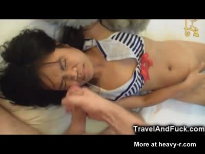 Tourist Fucks Filipina Teen