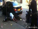 Harlem Stabbing Caught On Video