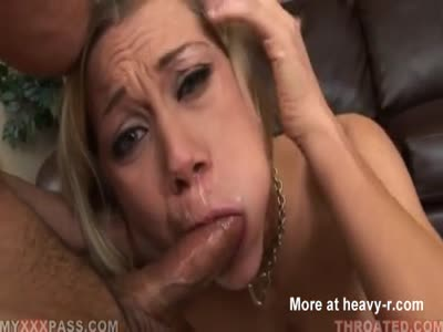 Throat Fucking Slutty Mature