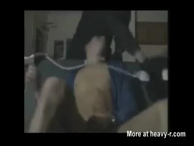 Man Strangled By Housebreaker
