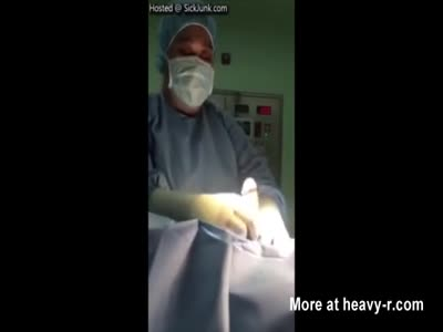 Doctor Jacking Off Patient