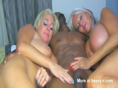 2 Moms Sharing A BBC