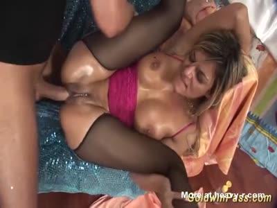 Busty Stepmom Needs Deep Fisting