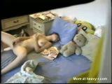 Spy Cam Masturbation