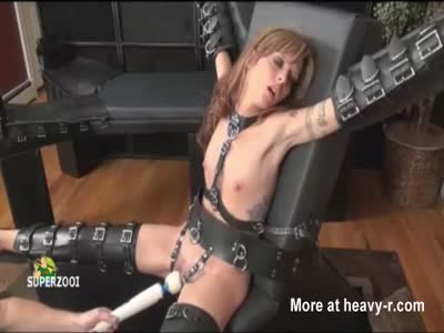 Forced orgasm female