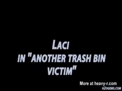 Another Trash Bin Victim