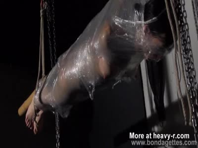 Plastic Bondage And Strict Suspension