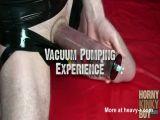 Vacuum Pumping Experience