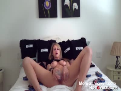 Teen Girl Toys With Her Tight Pussy