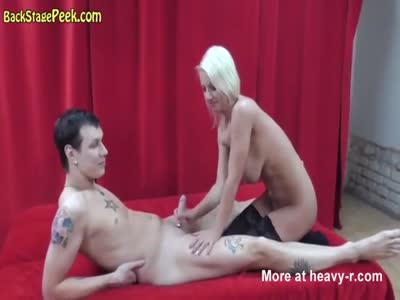 Blonde Bitch All Naked And Horny
