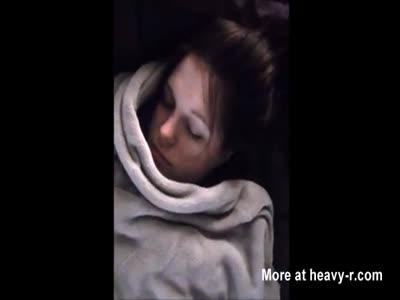 Facial While Sleeping