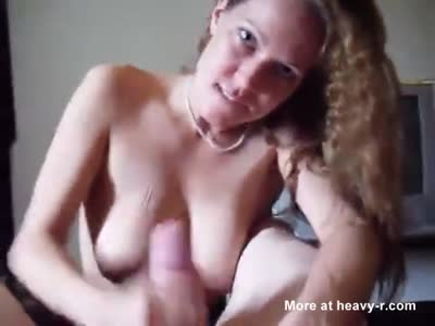 Wild Jerking And Swallowing