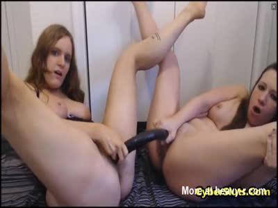 Double Trouble Lesbian Show